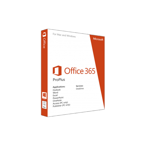 Office 365 Mac and Windows and 5 TB One Drive