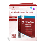 McAfee Internet Security-1PC