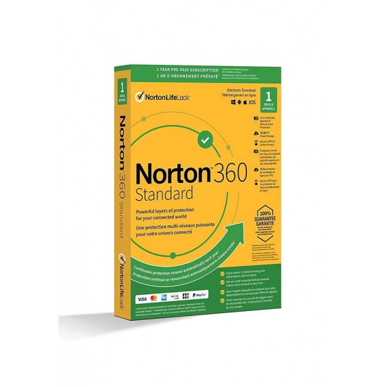 Norton 360 Standard 1 Devices