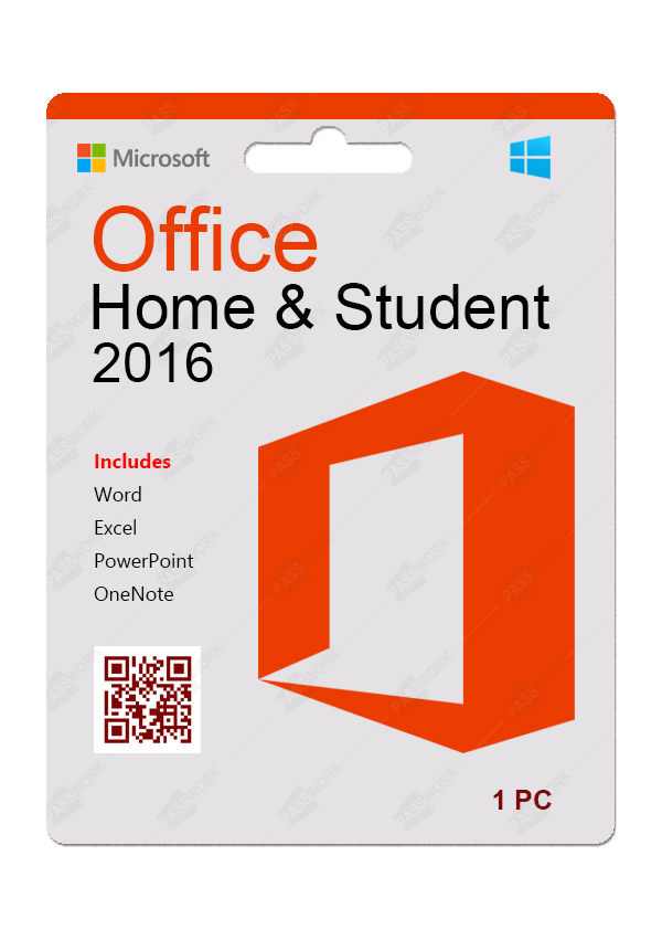 office 16 home and student